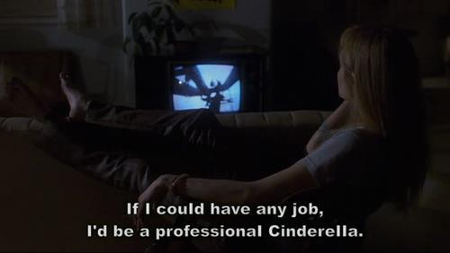 Girl Interrupted (1999)  Quote (About professional job cinderella career)