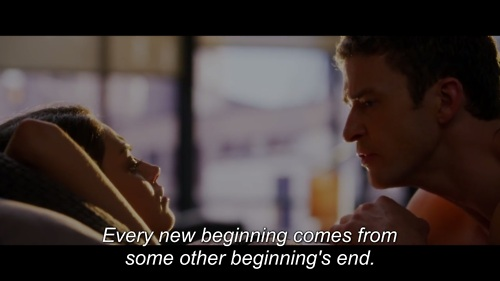 Friends With Benefits (2011) Quote (About Start Restart