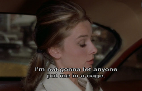 Breakfast at Tiffanys (1961) Quote (About wedding sad marriage love gifs couple cage)