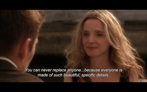 Before Sunset (2004)  Quote (About specific replace beautiful)
