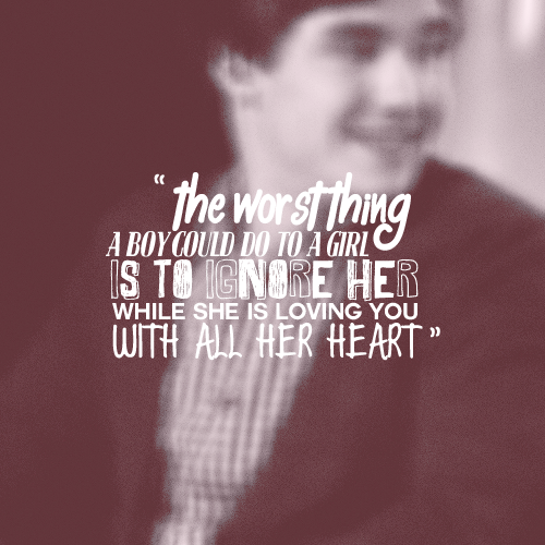 Liam Payne  Quote (About worst thing love heart girl)
