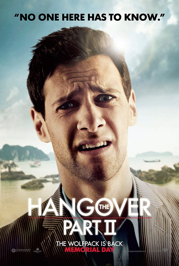 The Hangover Part II (2011) Quote (About secret)