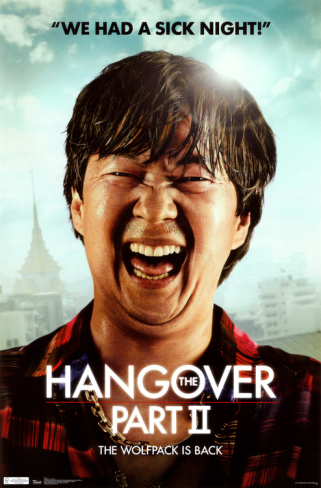 The Hangover Part II (2011) Quote (About sick night)