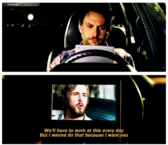 Horrible Bosses (2011) Quote (About touching the notebook tears noah cry car)