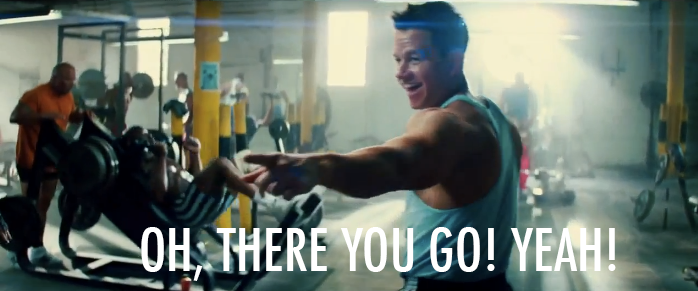 Pain & Gain (2013) Quote (About pt personal trainer gym)