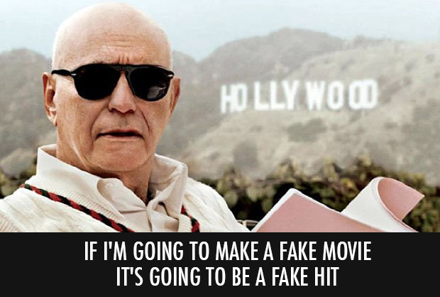 Argo (2012) Quote (About fake movie fake)