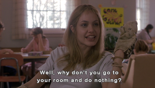 Girl Interrupted (1999)  Quote (About room nothing)
