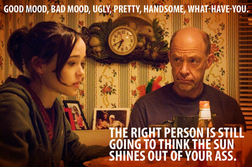 Juno (2007) Quote (About partner mood love life)