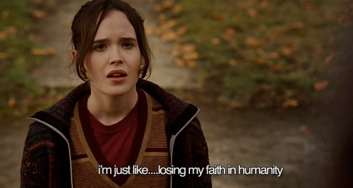 Juno (2007) Quote (About humanity hope faith)
