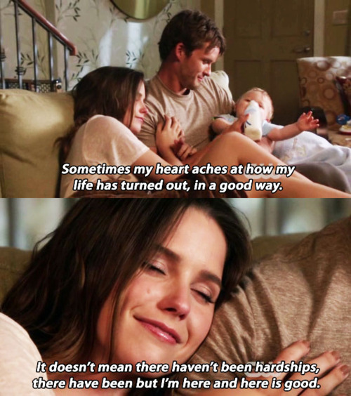 One Tree Hill  Quote (About pain life inspirational hardships)
