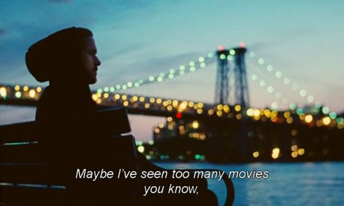Blue Valentine (2010)  Quote (About movies love)