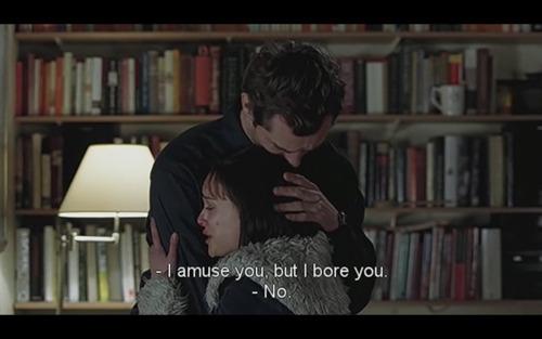 Closer (2004)  Quote (About love break up bore amuse)