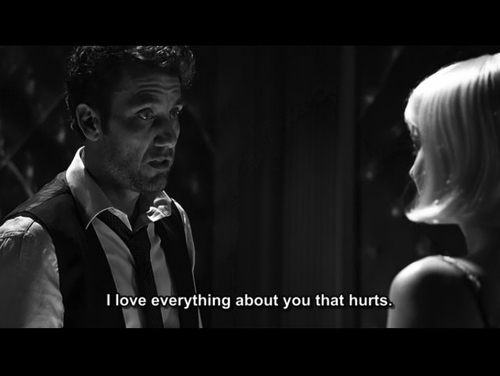 Closer (2004)  Quote (About love hurt)