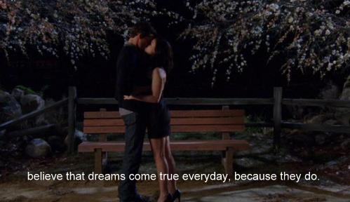 One Tree Hill  Quote (About love)