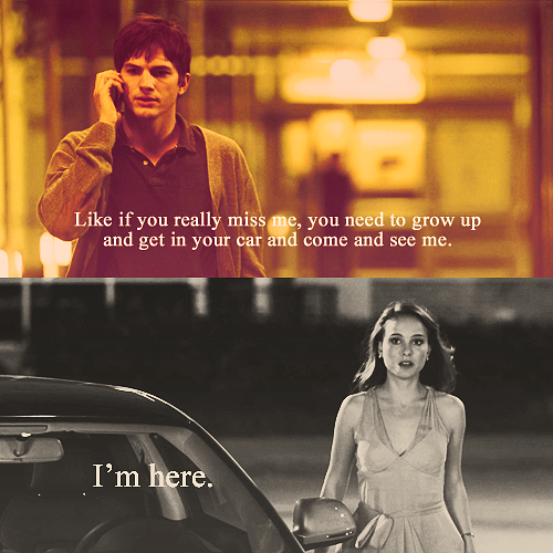 No Strings Attached (2011)  Quote (About miss here grow up car)