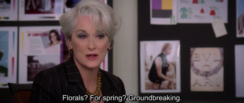The Devil Wears Prada (2006)  Quote (About life)