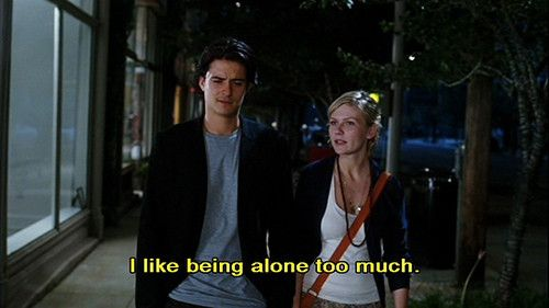 Elizabethtown (2005) Quote (About too much lonely alone)