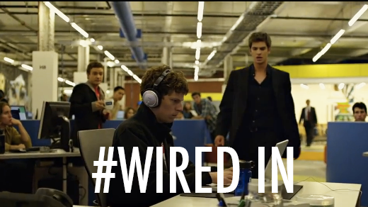 The Social Network (2010) Quote (About wired in hacking focused developer computer coding)